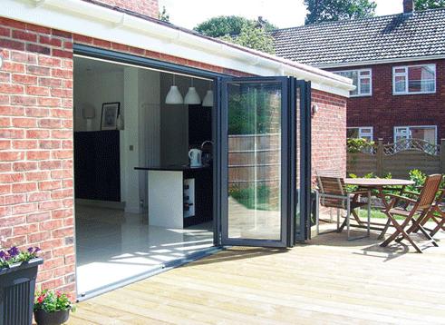 Aluminium Double Glazing Somerset