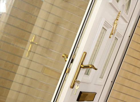 uPVC Panel Doors Supply Only Somerset