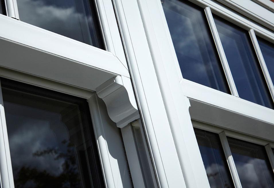 Vertical Sliding sash windows Somerset