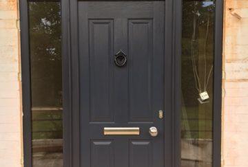 Solidor Composite Door & Glass Panels