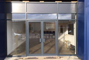 Trade Aluminium Windows & Doors