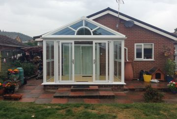 Global Conservatory Roof