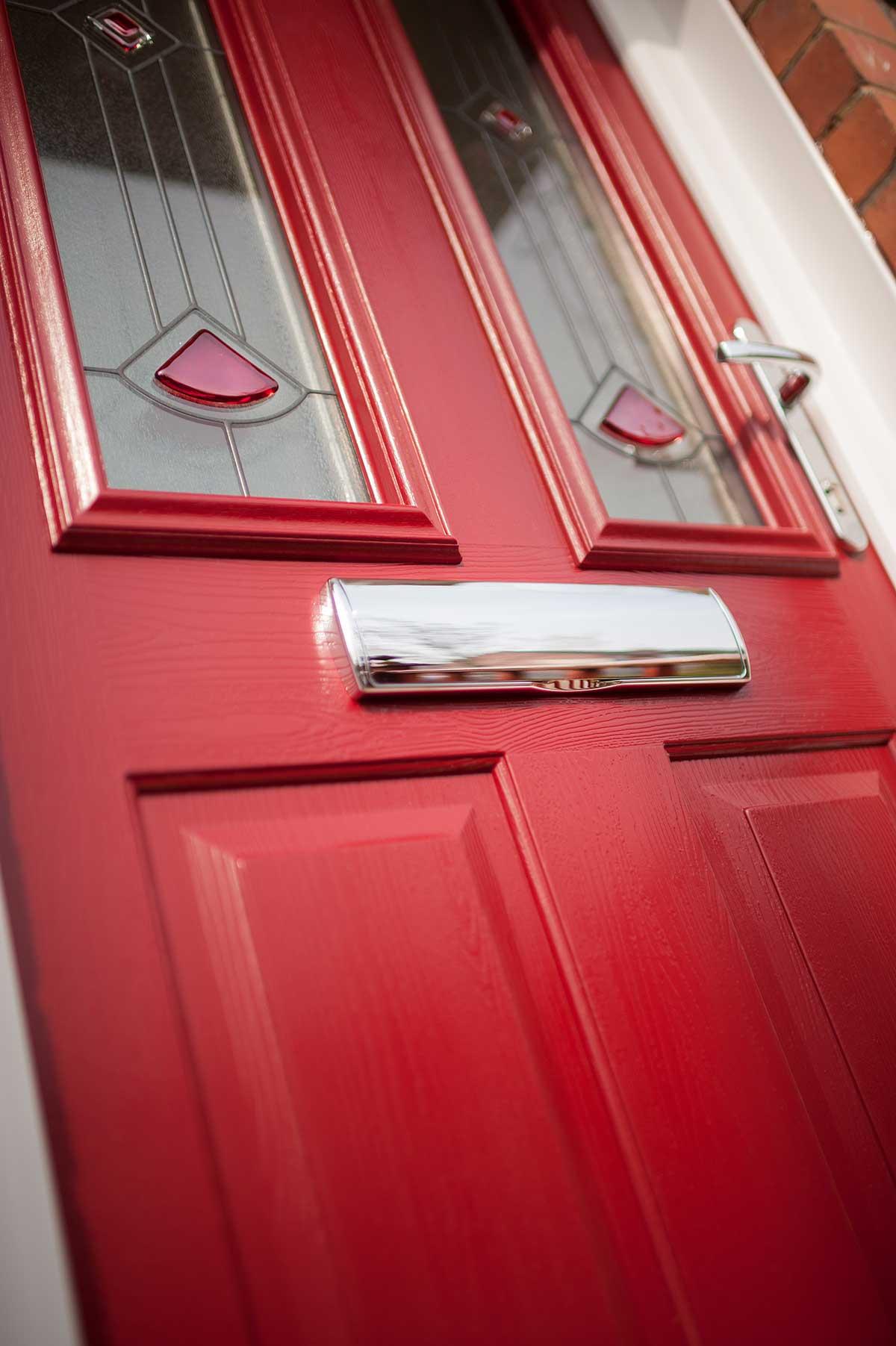 Red Composite Door Prices, Somerset