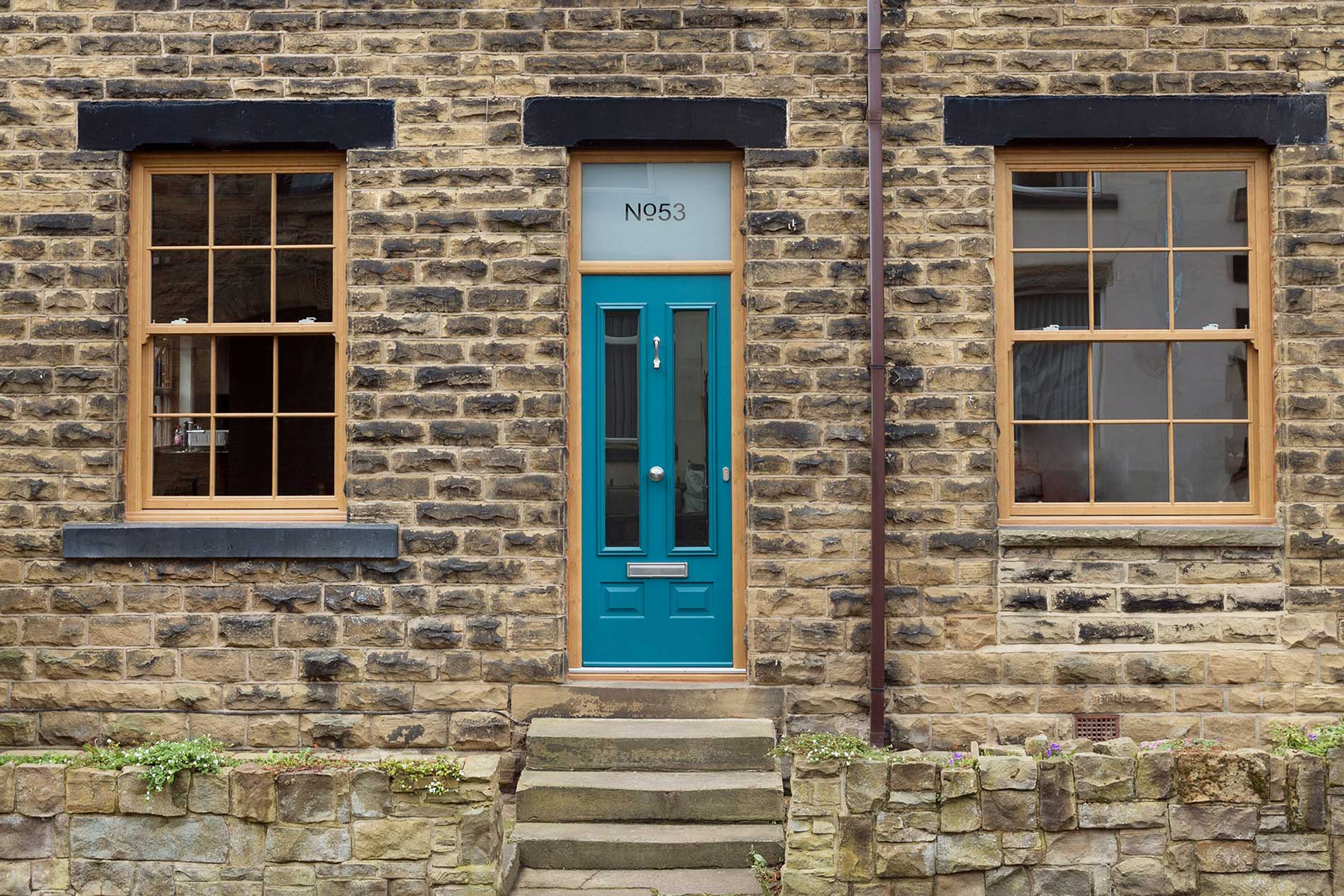 uPVC Timber Solidor Doors Supply Only