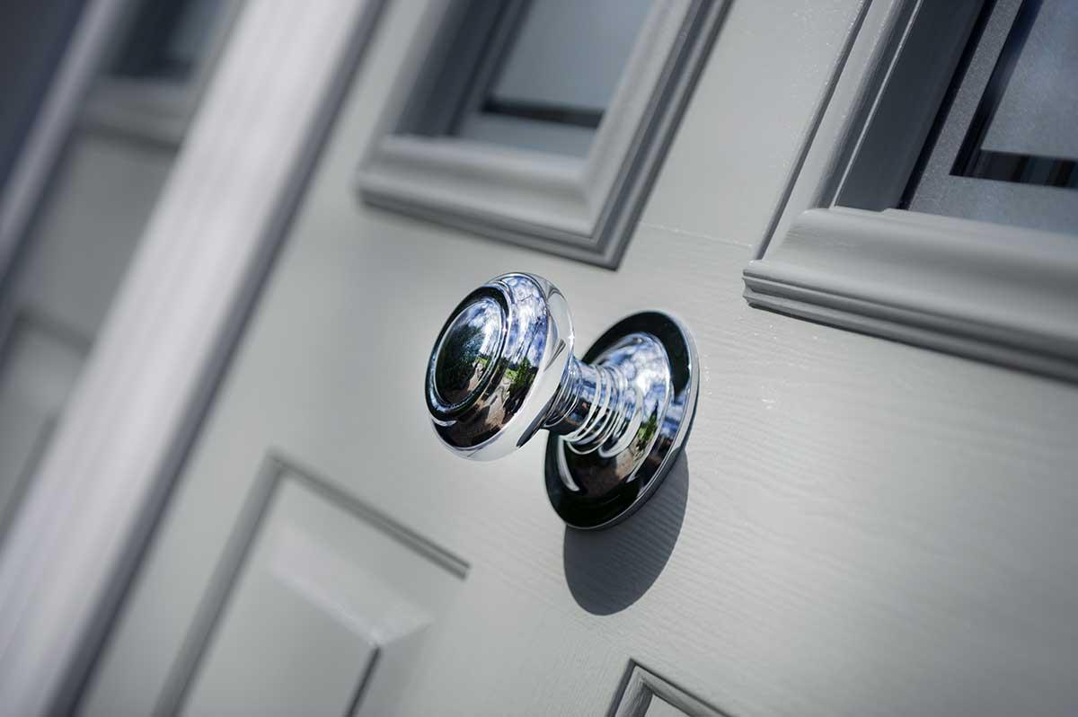 uPVC Composite Door Handles