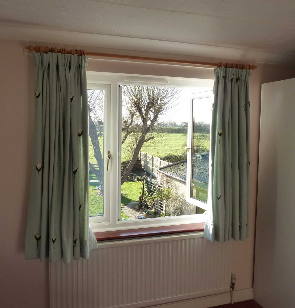 uPVC French Casement Windows Supply Only Somerset