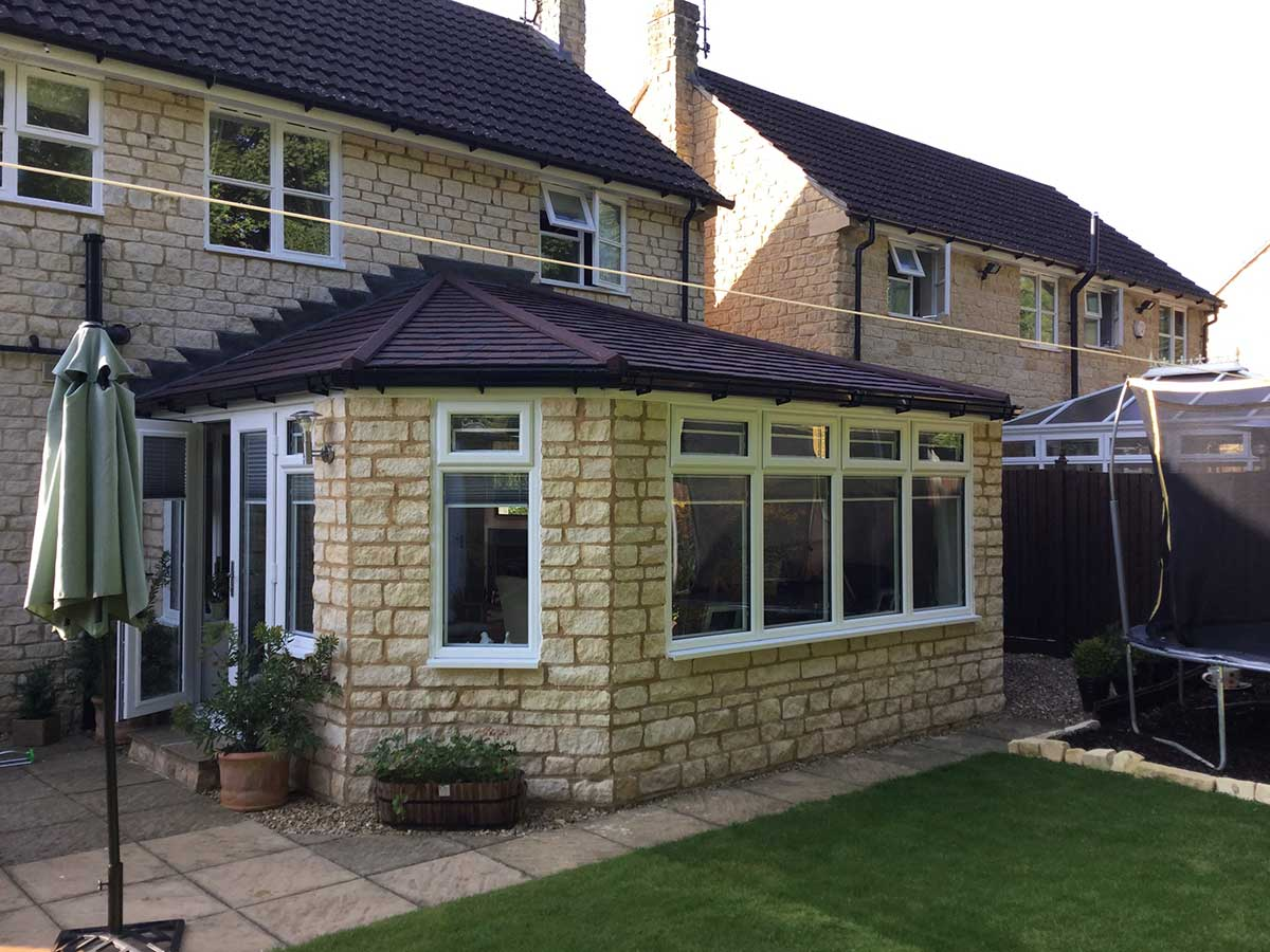 Tiled Conservatory Roof Somerset