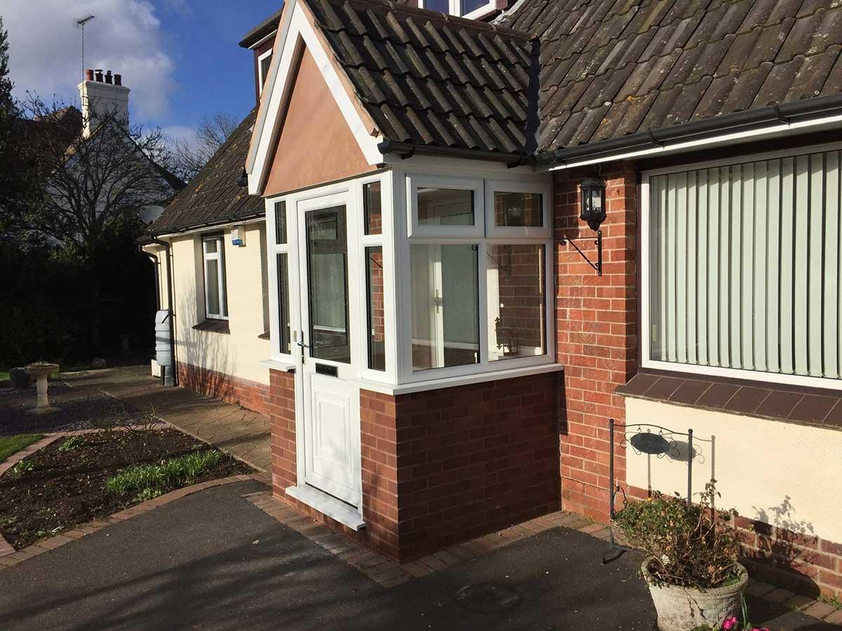 uPVC Front Doors, Somerset