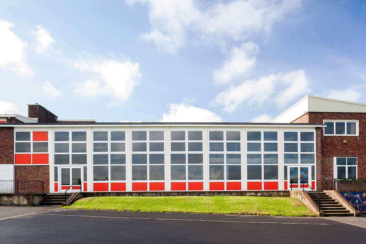 Trade Aluminium Windows Somerset