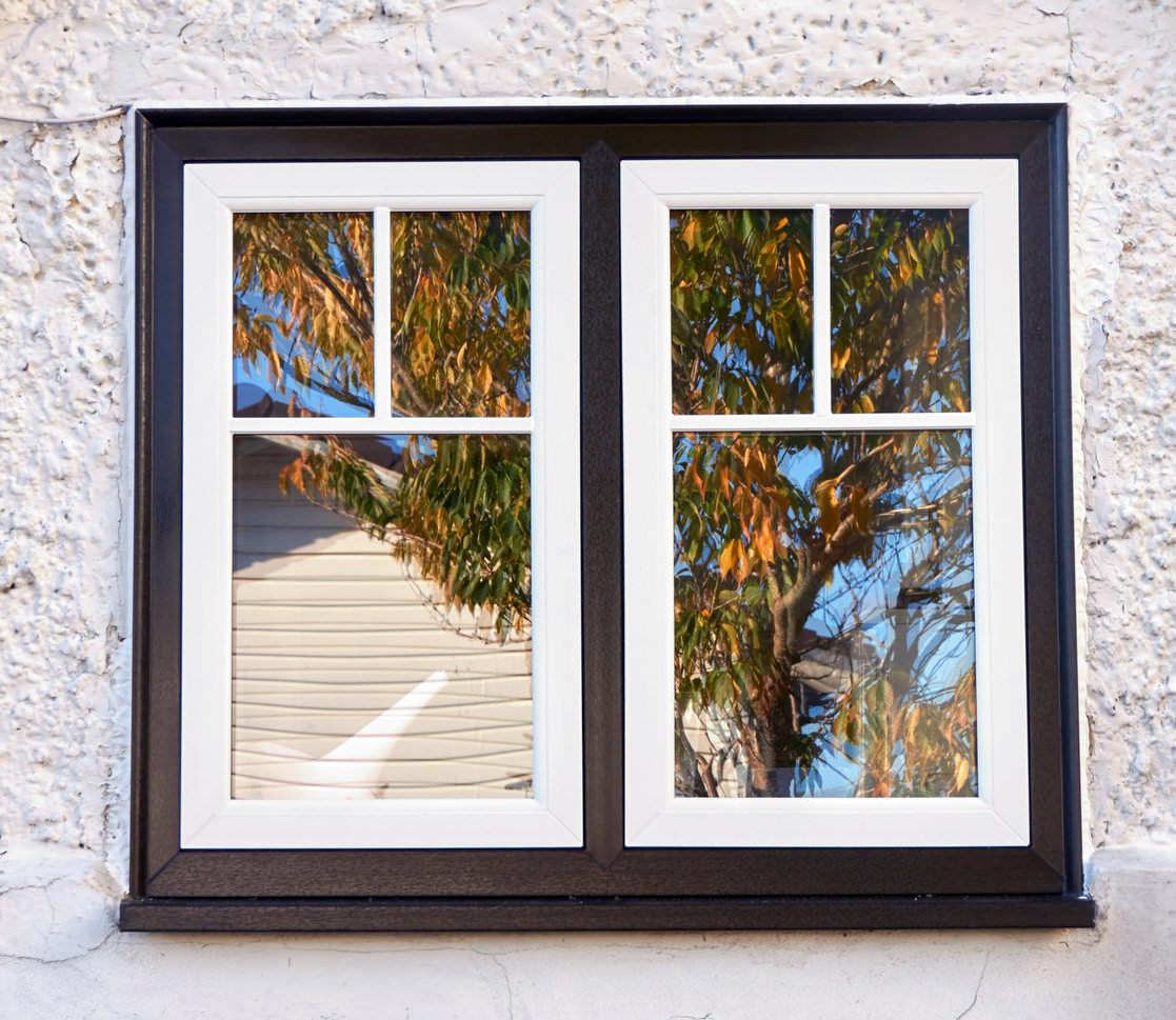 black Liniar Resurgence window Somerset