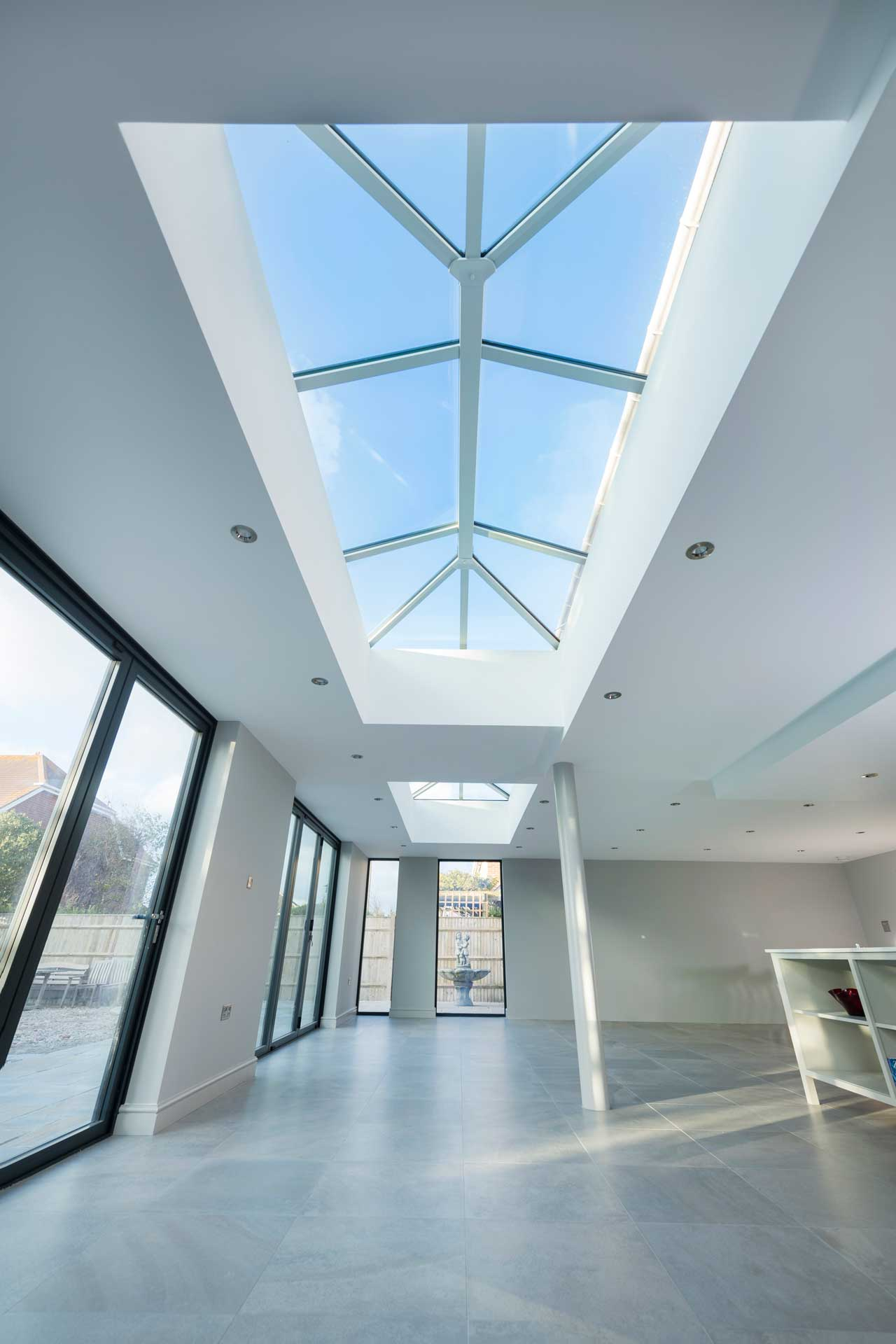Glass Roof Lanterns Somerset