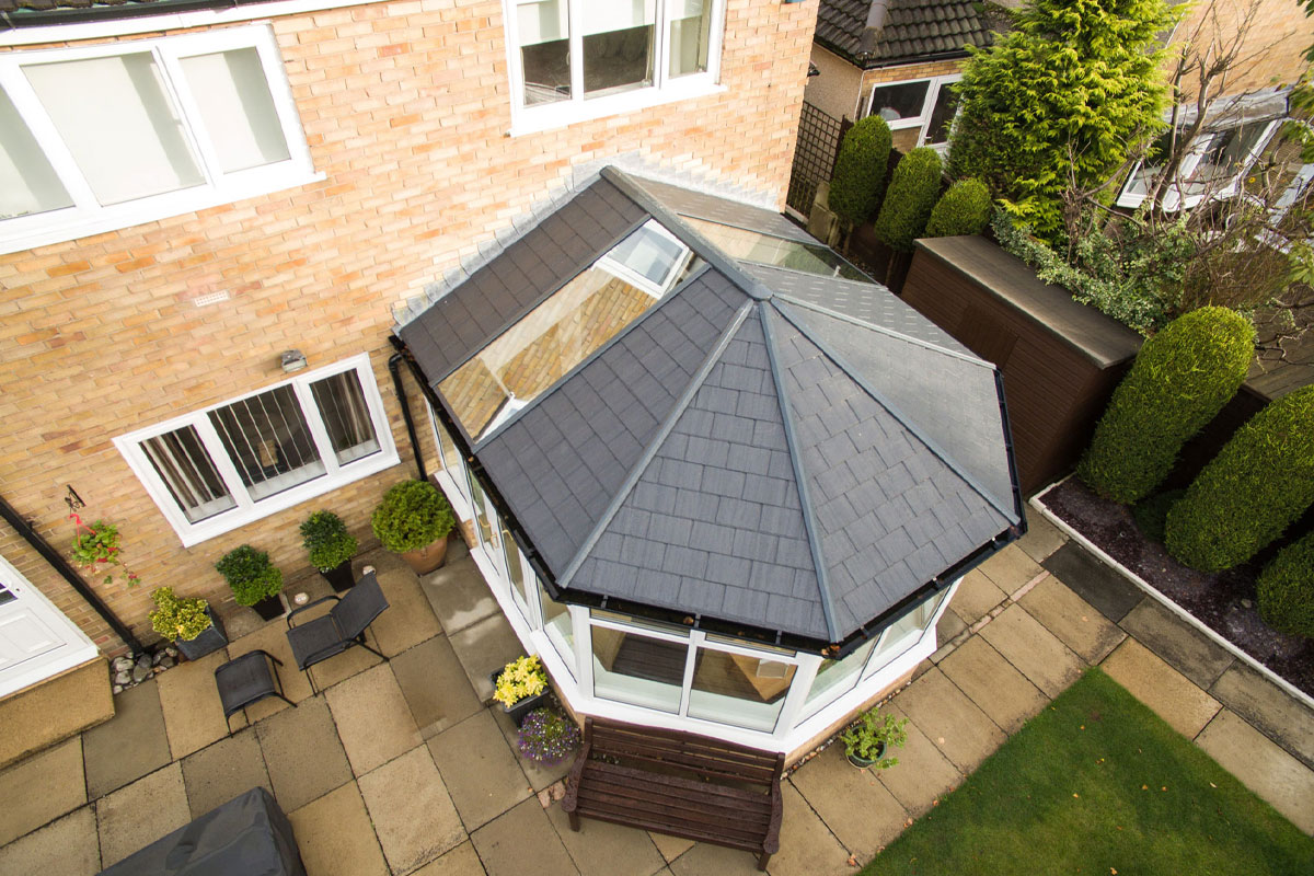 suply only ultrafraem conservatory roof somerset